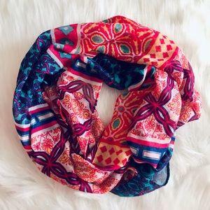 Accessories - coloroful  wrap  scarf